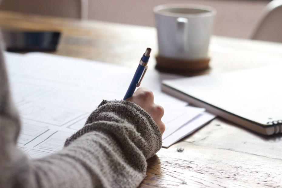 writing creative seeking quest tea