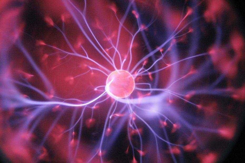 plasma ball image